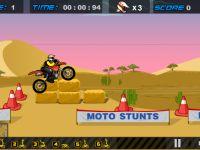 Motorrad Akrobatik